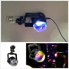 Car Truck 12V Multi-Color LED Disco DJ Light Music Active Decor Atmosphere Lamp