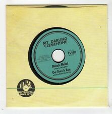(FZ182) My Darling Clementine, Miracle Mabel - 2014 DJ CD