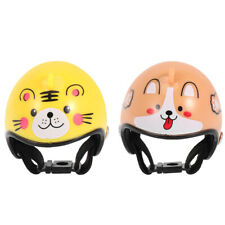 1pc Chicken Helmet Cool Funny Accessories Protection Helmet for Bird Hens Chick