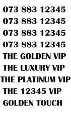 GOLD LUXURY VIP PLATINUM RARE 12345 BUSINESS MOBILE NUMBER - 12345 PLATINUM GOLD