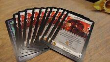 Dominion Brettspiel - Promokarten Set - 10x Höflinge - Neu & OVP Erweiterung