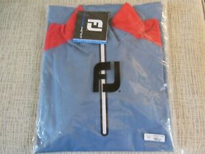 FOOTJOY HYDROKNIT PULLOVER (ALL SKUS IN PLASTIC WITH TAGS)