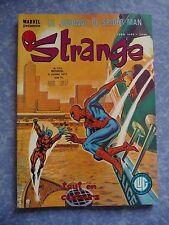 STRANGE n° 109 TTBE   Janvier 1979