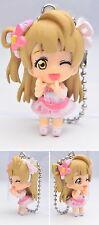 Love Live School Idol Project Swing PVC Keychain SD Minami Kotori Figure @3020