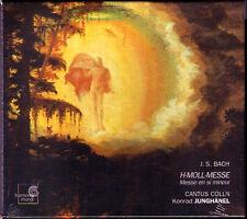 BACH Messe H-Moll B Minor BWV 232 Konrad JUNGHÄNEL 2CD Cantus Cölln Mass