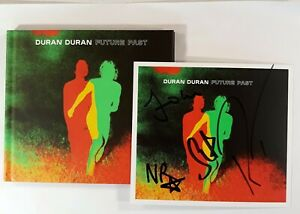 Duran Duran - Future Past (Limited Deluxe CD + Signed Art Card) New
