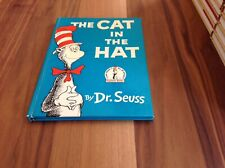 The Cat In The Hat By Dr. Seuss (Hardcover 1957)