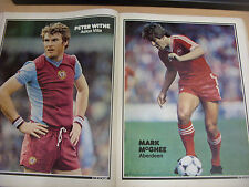 07/08/1982 Shoot Magazine: Content To Include, Maradona 10 Million Hit Or Miss,