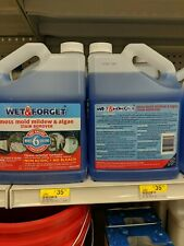 Mold and Mildew Remover,1 G WET AND FORGET 800006