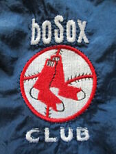"Harvard Square Boston Red Sox ""BoSox Club"" (Xl) V-Neck Golf Jacket"