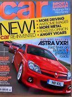 Car Magazine - September 2005 - Astra VXR, Volvo C70, Evo X, BMW M6, XJ Diesel