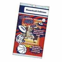 Ultimate Super Jumbo Pack Of Baseball Cards