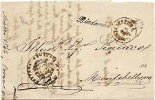P3967    Treviso, BIADENE annullo lineare 1874 per Montebelluna