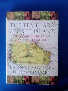 THE TEMPLAR'S SECRET ISLAND: NEW: GOOD GIFT