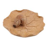 Wood Incense Decor Incense Holder Based Rattan Sticks Censer Agar Incense S
