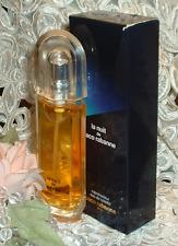 Vintage ~ La Nuit by Paco Rabanne ~ 1 oz / 30 ml EDT Eau de Toilette Perfume