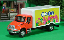 Die Cast International Dots Candy Cargo Delivery Truck HO 1:87 by Boley
