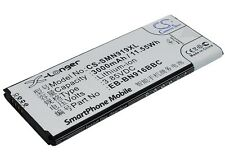 Battery for SAMSUNG SM-N9100 N9106 N9106W N9108 N9108V N9109W 3000mAh