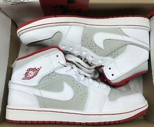 5c306053ef6517 Jordan Retro 1 Mid WB Hare White Red Silver Grey 7 VII 719551-123 Bugs