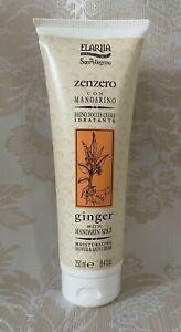 Perlier Elariia San Pellegrino Zenzero Ginger Shower & Bath Cream 8.4 oz New