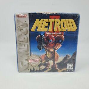 Metroid II: Return of Samus (Nintendo Game Boy, 1991) Brand New Sealed