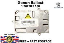 PEUGOET 308 RCZ Citroen Xenon Luci Anteriori 4 PIN zavorra unità di controllo 13073291354