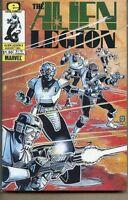 Alien Legion 1984 series # 3 near mint comic book
