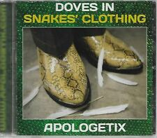 Apologetix-Doves In Snakes' Clothing CD Christian Parody/Comedy Brand New Sealed
