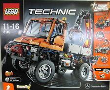 "LEGO® TECHNIC 8110 MERCEDES - BENZ UNIMOG U400 ""NEU & ORIGINAL VERPACKT"" !!!!!!!"