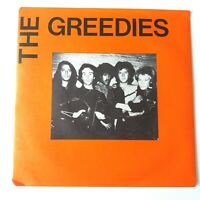 "The Greedies (Thin Lizzy) - A Merry Jingle 7"" Vinyl Single 1st Press EX/NM"