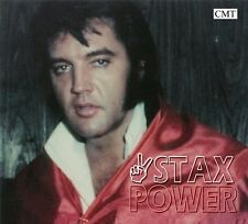 "Elvis Presley ""Stax Power"" new 2 cd includes spliced takes LIMITED LOW PRICE!"