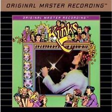 The Kinks - Everybody's in Show-Biz - CD/SACD Hybrid -Brand New & Sealed - RARE!