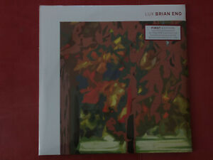 Brian Eno - Lux Opal / Warp EU 2012 Sealed First Edition