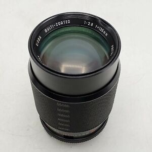 Sigma 135mm F2.8 Pantel Prime Lens for Olympus OM Mount SLR/Mirrorless Cameras