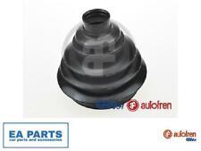 Bellow Set, drive shaft for ALFA ROMEO AUDI FIAT AUTOFREN SEINSA D8382T