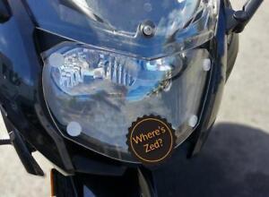 BMW F 800 GT (2013+) Motorcycle Headlight Protector / Light Guard Kit