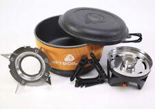 JETBOIL 1.5L Fluxring Cooking Pot - Orange Camping Portable Stove Travel Camp