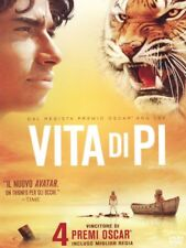 Dvd Vita Di Pi - (2012) *** Contenuti Speciali *** ......NUOVO