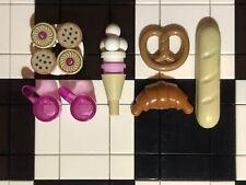 Lego Food And Drink / Bread / Pretzel / Cookies / Mug / Utensil / Bakery