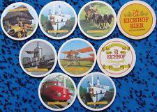 Bierdeckel Serie Sammlung - Schweiz Eichhof Bier Luzern