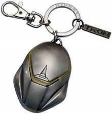 NEW SEALED TRON LEGACY PEWTER HELMET KEYCHAIN FREE S/H DISNEY