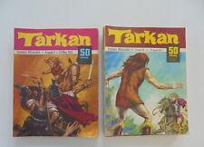 41x Tarkan Comic Sammlung Nr.4,10,12... eingetütet & geboardet Zustand 1-2/2