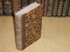 COLLIN D'HARLEVILLE / THEATRE & POESIES FUGITIVES Relié 1877! Intro Louis MOLAND