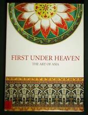 BOOK Hali Art of Asia Islamic Timurid Indonesian textile Chinese painting Korean