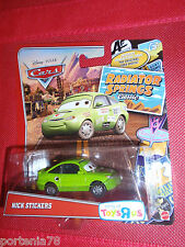 Disney Pixar Cars Radiator Springs Classics NICK STICKERS