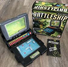 2005 Electronic Battleship Advanced Mission Talking Game Hasbro TESTED Works