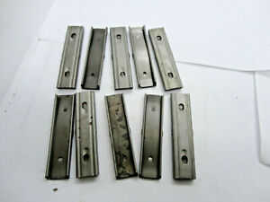 .308 Stripper Clips holds 5 rounds, 2 piece, ten (10), used