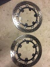 KTM 1190 Adventure Front BREMBO 320mm Brake Disc Rotors (Pair)