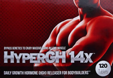 HyperGH 14x  1 Month Natural Boosts Strength From Workout LEAN ROCK HARD MUSCLES