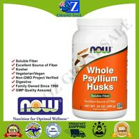 Now Foods, Whole Psyllium Husks, 24 Oz (680 G)